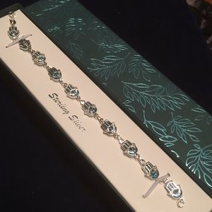 Extra 30% off NWT Sterling Silver Bracelet